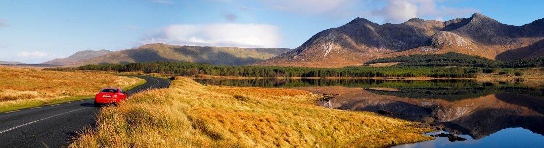 Mietwagen Rundreisen Irland - shamrock-reisen