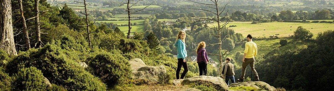 Wanderferien Irland - shamrock-reisen - Reisebuero Schweiz